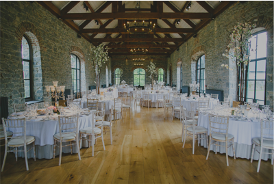 The Carriage Rooms Banquet Hall